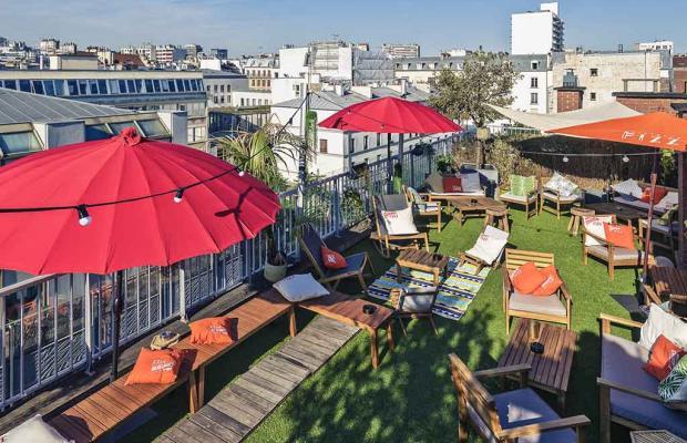 фото Mercure Paris Bastille Saint Antoine (ex. Paname Hotel Bastille) изображение №22