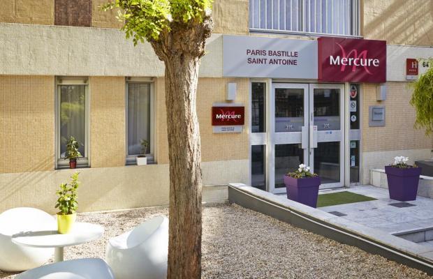 фотографии отеля Mercure Paris Bastille Saint Antoine (ex. Paname Hotel Bastille) изображение №11
