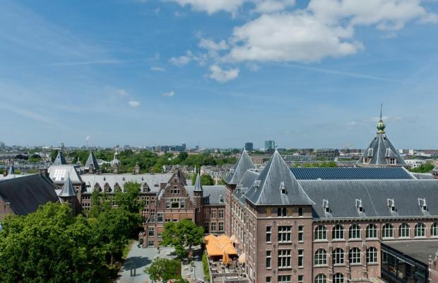 фото Amsterdam Tropen Hotel (ex. NH Tropen) изображение №10