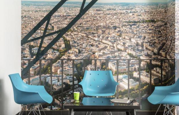 фото отеля Paris Eiffel Cambronne изображение №13