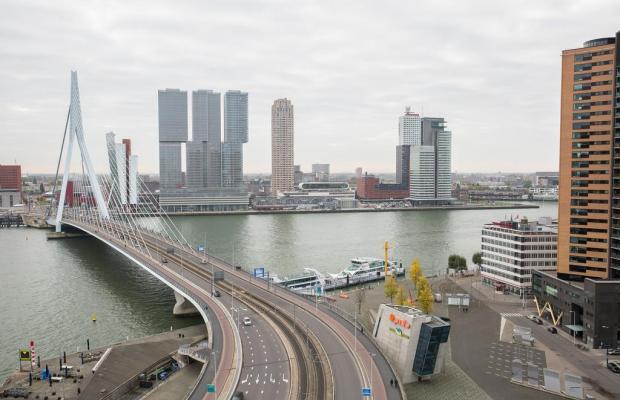 фото Thon Hotel Rotterdam (ex. Tulip Inn Rotterdam) изображение №18
