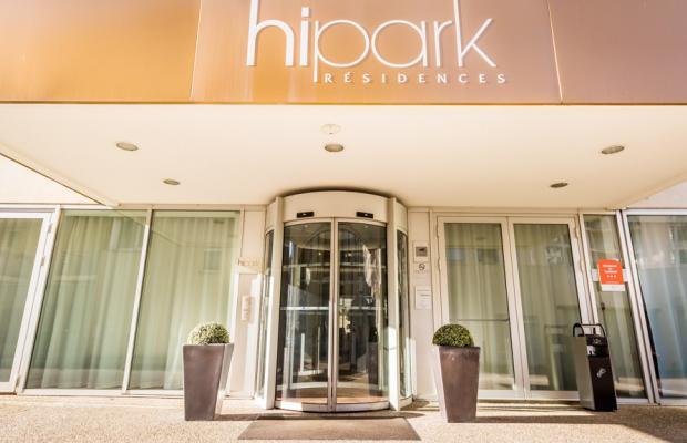 фото отеля Hipark Residences Grenoble изображение №1