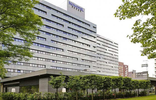 фото отеля Novotel Amsterdam City изображение №1
