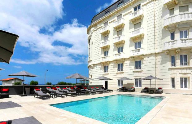 фото отеля Le Regina Biarritz Hotel & Spa MGallery by Sofitel (ex. Mercure Thalassa Regina & du Golf) изображение №1