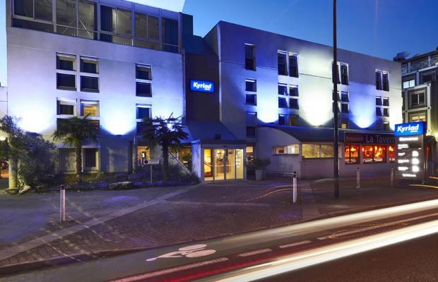 фотографии Kyriad Hotel Voiron Centr'Alp Chartreuse изображение №8