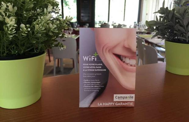 фотографии Hotel Campanile Quimper изображение №4