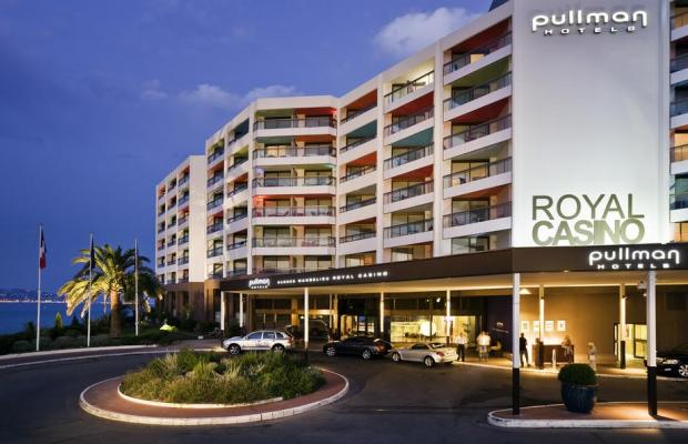 фото отеля Pullman Cannes Mandelieu Royal Casino ( ex. Sofitel Mandelieu Royal Casino) изображение №33