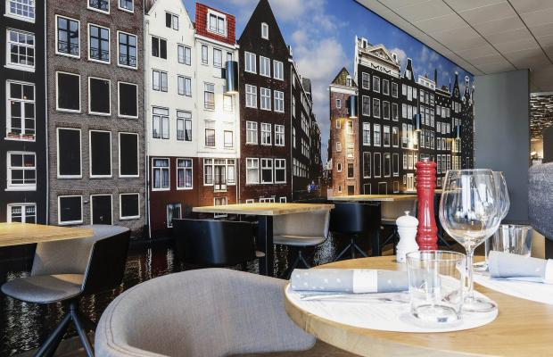 фотографии Mercure Hotel Amsterdam City изображение №4