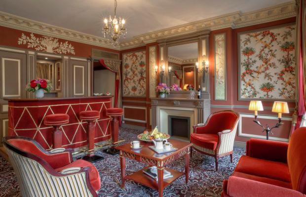 фотографии Grand Hotel de Bordeaux & Spa (ex. The Regent Grand Hotel Bordeaux) изображение №32