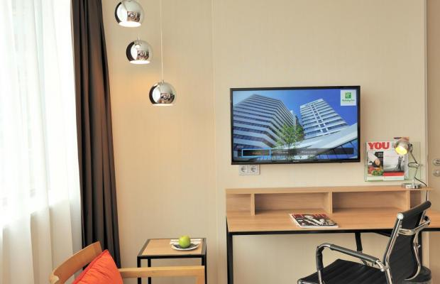 фотографии отеля Holiday Inn Amsterdam - Arena Towers изображение №23