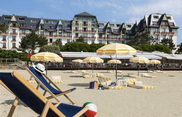 фотографии отеля Hotel Barriere L'Hermitage изображение №19