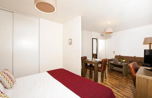 фотографии отеля Residhome Appart Hotel Asnières изображение №7