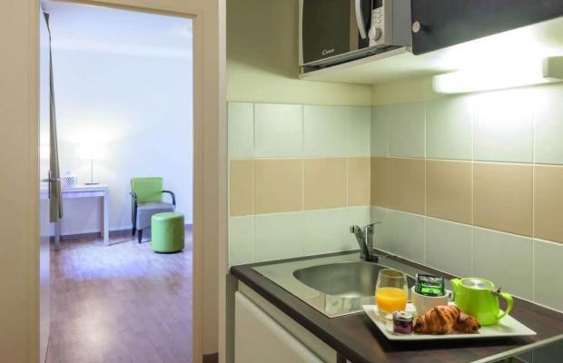 фото Appart'City Confort Nantes Centre (ех. Park & Suites Elegance Nantes Carre Bouffay) изображение №2