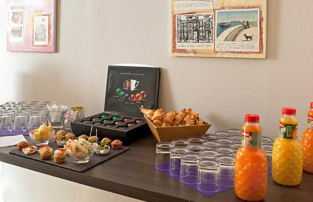 фотографии отеля Novotel Bordeaux Centre изображение №3