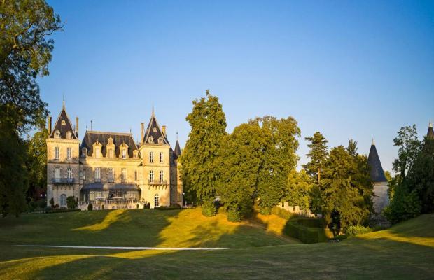 фото отеля Chateau de Mirambeau изображение №37