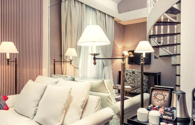 фото отеля Mercure Paris Champs Elysees изображение №5