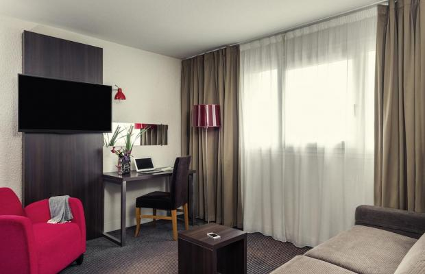 фото Mercure Montrouge Paris Porte d'Orleans изображение №2