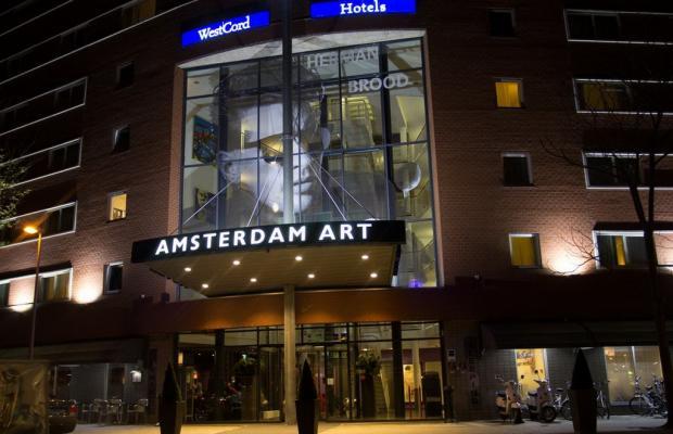 фото отеля WestCord Art Hotel Amsterdam 3 stars (ex. Tulip Inn Art) изображение №25