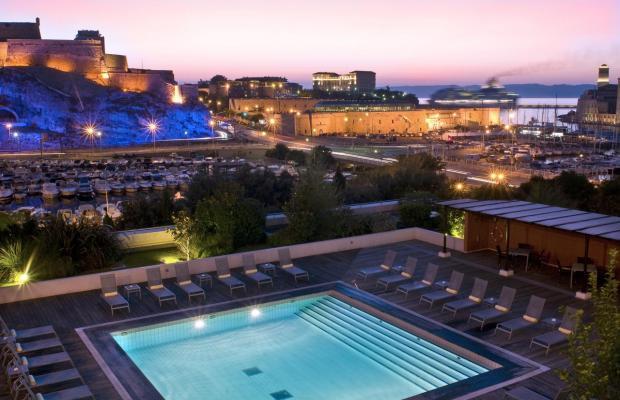 фото отеля Radisson Blu Hotel Marseille Vieux Port изображение №1