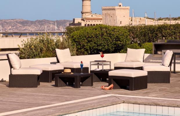 фото Radisson Blu Hotel Marseille Vieux Port изображение №2