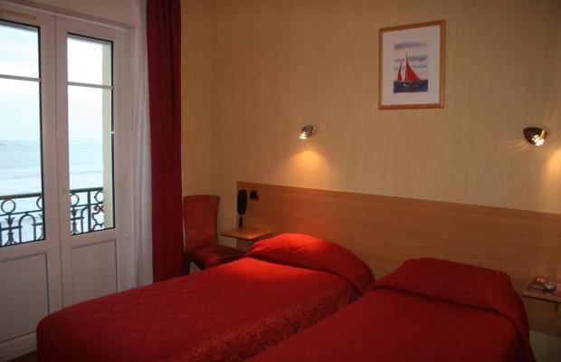 фотографии отеля Hotel Kyriad Plage Saint-Malo  изображение №15