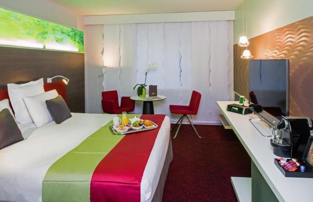 фотографии отеля Mercure Paris La Defense Grande Arche (ex. Hotel & Residence Mercure Paris La Defense Parc) изображение №19