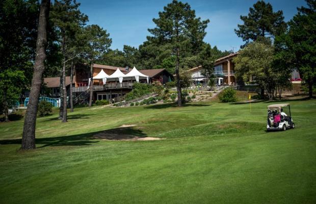 фотографии отеля Best Western Golf Hotel Lacanau изображение №19