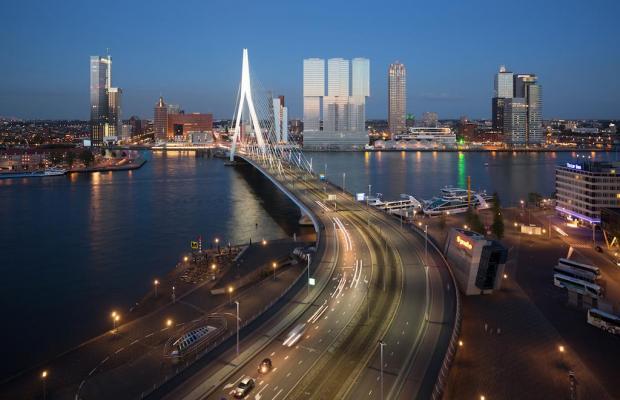 фотографии отеля Nhow Rotterdam изображение №27