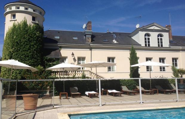фотографии отеля Domaine Et Golf De Vaugouard изображение №11