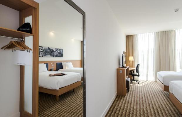 фотографии Hampton by Hilton Hotel Amsterdam / Arena Boulevard изображение №24