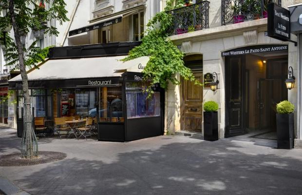 фотографии Best Western Le Patio Saint-Antoine (ex. Le Patio Saint-Antoine)  изображение №12