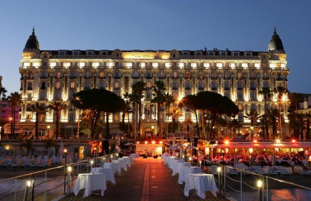 фото InterContinental Carlton Cannes Hotel изображение №22