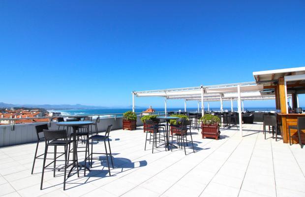 фотографии отеля Radisson Blu Hotel Biarritz (ex. Royal Crown Plaza) изображение №11