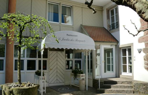 фотографии отеля A La Cour d`Alsace изображение №27