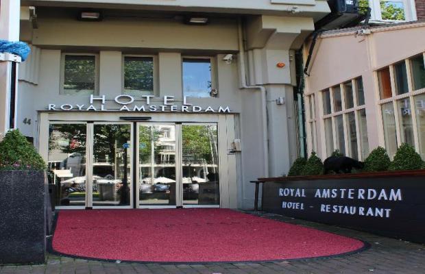 фотографии Royal Amsterdam Hotel изображение №4
