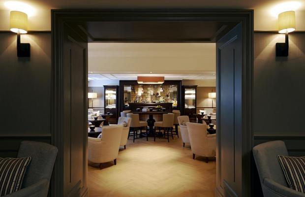 фото отеля Waldorf Astoria Amsterdam изображение №17