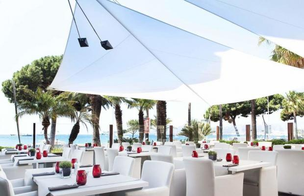 фотографии JW Marriott Cannes (ех. Palais Stephanie by Sofitel) изображение №24