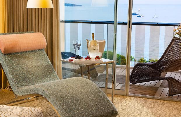 фото отеля Le Grand Hotel Cannes изображение №21