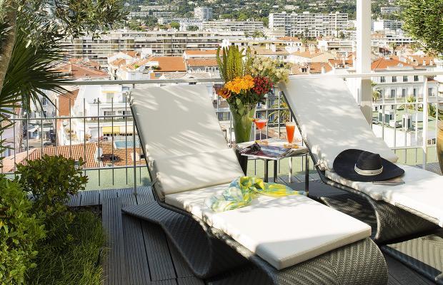 фото Le Grand Hotel Cannes изображение №18