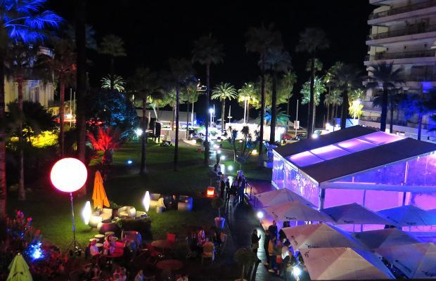 фотографии отеля Le Grand Hotel Cannes изображение №7
