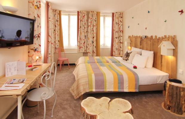 фотографии Romantik Hotel Beaucour изображение №20