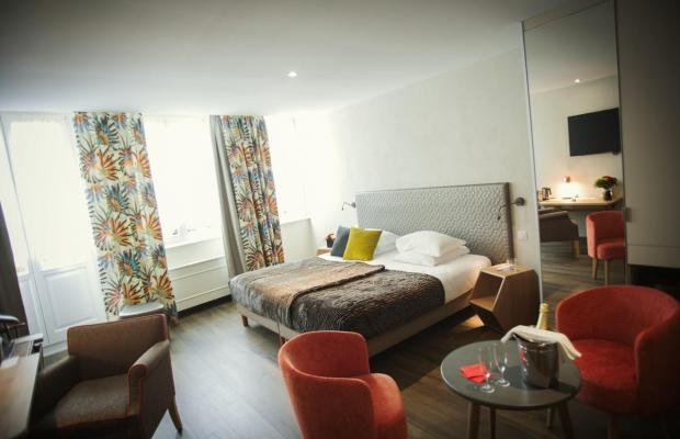 фото отеля Romantik Hotel Beaucour изображение №9