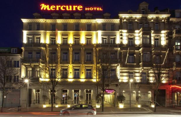 фотографии отеля Mercure Strasbourg Centre Gare изображение №23