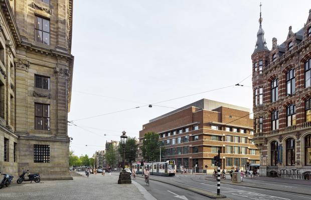 фото отеля W Amsterdam изображение №1