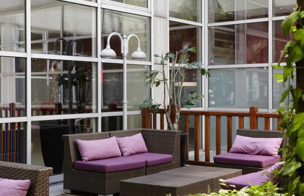 фотографии Holiday Inn Paris - Marne La Vallee (ex. Mercure Noisy Le Grand Marne La Vallee) изображение №8