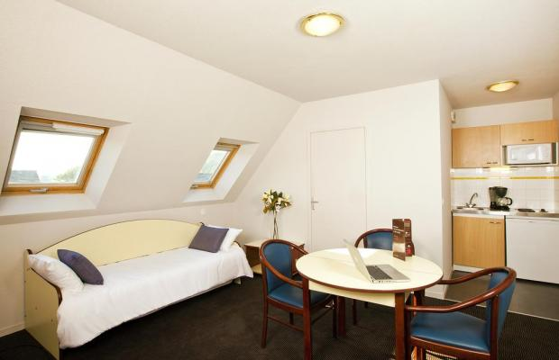 фотографии отеля Cerise CHERRY Lannion (ex. Appart'City Lannion) изображение №3