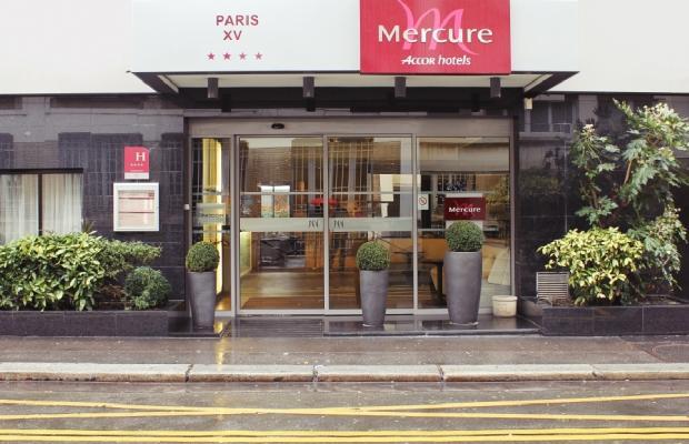 фото отеля Mercure Paris 15 Porte de Versailles (ex. Mercure Paris Convention Parc Expo) изображение №1