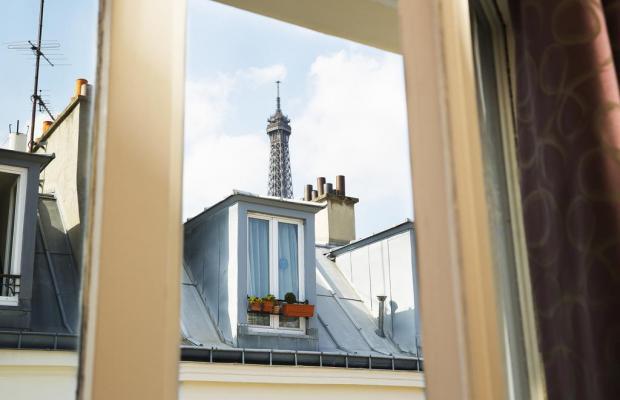 фото отеля Hotel Tour Eiffel  изображение №13