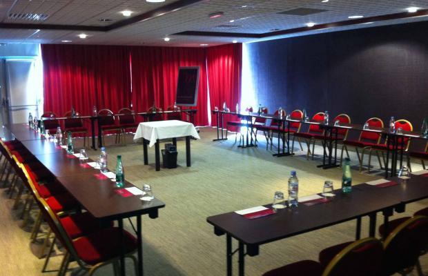 фотографии отеля Hotel Mercure Vannes Le Port изображение №23