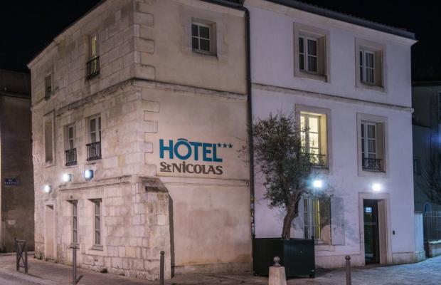 фотографии отеля Saint Nicolas Hotel изображение №27